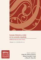 EUROPA (HISTORIA Y MITO) EN LA COMEDIA ESPAÑOLA
