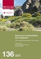 AVANCES EN EL CONOCIMIENTO DE LA VEGETACIÓN. XXIII JORNADAS INTERNACIONES DE FITOSOCIOLOGÍA (TOLEDO,
