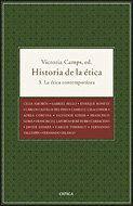 HISTORIA DE LA ETICA. VOL.III LA ETICA CONTEMPORANEA