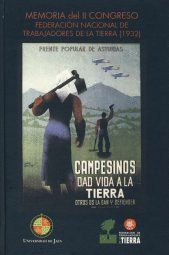 MEMORIA DEL II CONGRESO FEDERACIÓN NACIONAL DE TRABAJADORES DE LA TIERRA (1932)