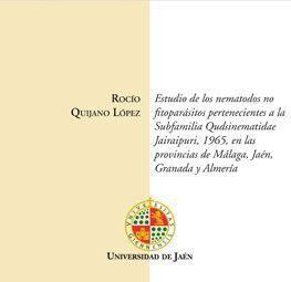 ESTUDIO DE NEMATODOS NO FITOPARÁSITOS PERTENECIENTES A LA SUBFAMILIA QUDSIANEMATIDAE JAIRAJPURI, 196