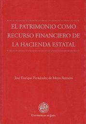 EL PATRIMONIO COMO RECURSO FINANCIERO DE LA HACIENDA ESTATAL