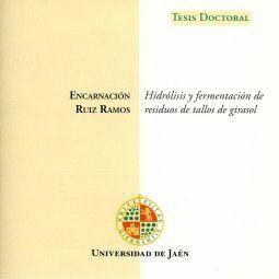 HIDRÓLISIS Y FERMENTACIÓN DE RESIDUOS DE TALLOS DE GIRASOL.