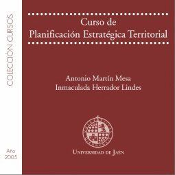 CURSO DE PLANIFICACIÓN ESTRATÉGICA TERRITORIAL