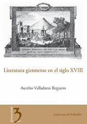 LITERATURA GIENNENSE EN EL SIGLO XVIII