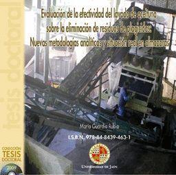 EVALUACIÓN DE LA EFECTIVIDAD DEL LAVADO DE ACEITUNA SOBRE LA ELIMINACIÓN DE RESIDUOS DE PLAGUICIDAS: