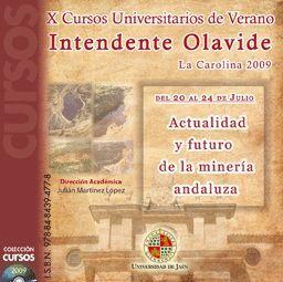 X CURSOS UNIVERSITARIOS DE VERANO INTENDENTE OLAVIDE
