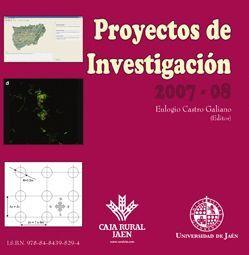 PROYECTOS DE INVESTIGACIÓN 2007-2008