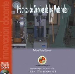 PRÁCTICAS DE CIENCIAS DE LOS MATERIALES