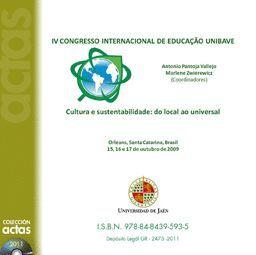 IV CONGRESSO INTERNACIONAL DE EDUCAÇÃO UNIBAVE