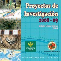 PROYECTOS DE INVESTIGACIÓN 2008-09