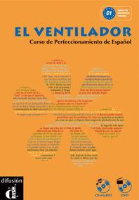 EL VENTILADOR. LIBRO DEL ALUMNO + CD + DVD