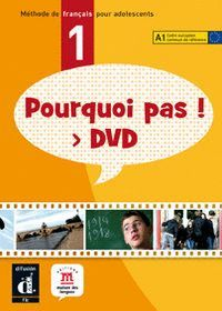 POURQUOI PAS 1 DVD