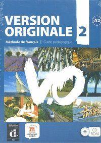 VERSION ORIGINALE 2 CD GUIDE PEDAGOGIQUE