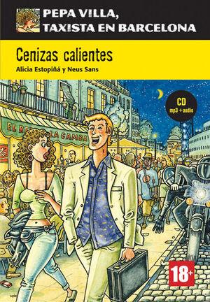 COLECCIÓN  PEPA VILLA. CENIZAS CALIENTES + CD