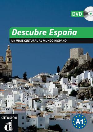 COLECCIÓN DESCUBRE ESPAÑA. LIBRO + DVD
