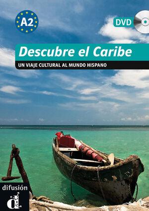 COLECCIÓN DESCUBRE EL CARIBE. LIBRO + DVD