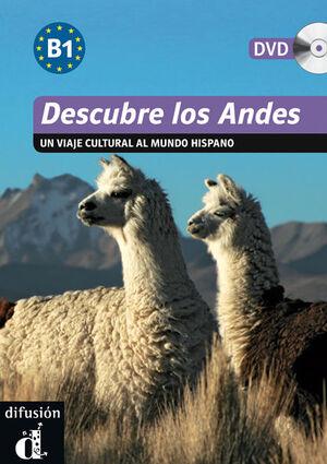 COLECCIÓN DESCUBRE LOS ANDES. LIBRO + DVD