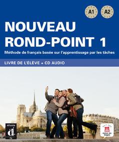 NOUVEAU ROND-POINT 1. LIBRO DEL ALUMNO. NIVEL A1-A2