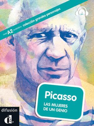COLECCIÓN GRANDES PERSONAJES. PICASSO. LAS MUJERES DE PICASSO. LIBRO + CD