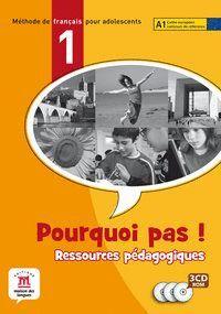 PACK RESSOURCES PEDAGOGIQUES DE POURQUOI PAS CD ROM
