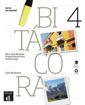 BITÁCORA 4. LIBRO DEL ALUMNO + CD. NIVEL B1.2