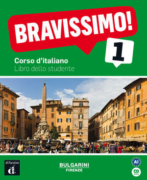 BRAVISSIMO! 1. LIBRO DELLO STUDENTE + CD