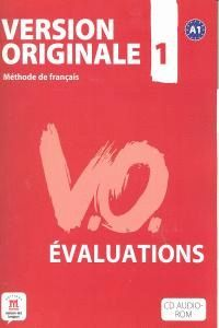 EVALUATIONS VERSION ORIGINALE 1 CD ROM,LES