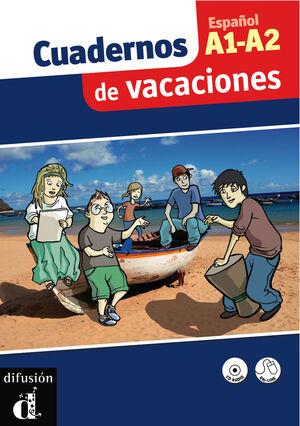 CUADERNOS DE VACACIONES A1-A2