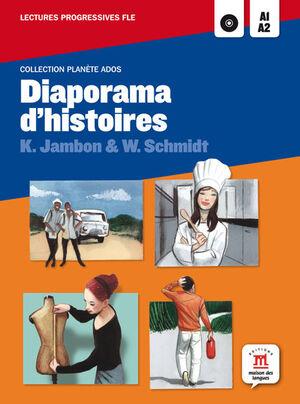 COLLECTION PLANÈTE ADOS. DIAPORAMA D'HISTOIRES + CD