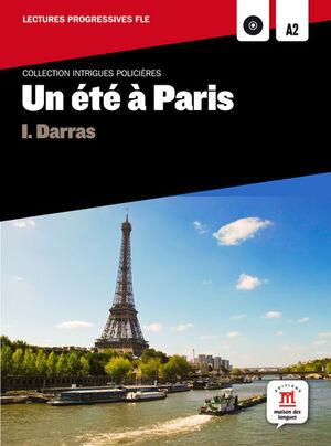 COLLECTION INTRIGUES POLICIÈRES. UN ÉTÉ À PARIS + CD