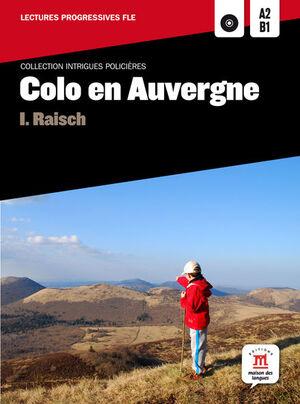 COLLECTION INTRIGUES POLICIÈRES. COLO EN AUVERGNE + CD