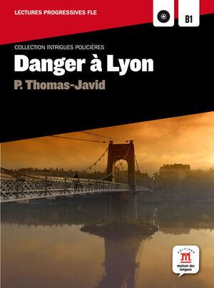 COLLECTION INTRIGUES POLICIÈRES. DANGER À LYON + CD