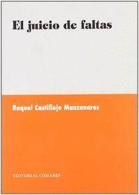 EL JUICIO DE FALTAS.