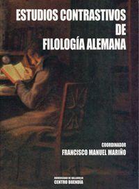 ESTUDIOS CONTRASTIVOS DE FILOLOGIA ALEMANA