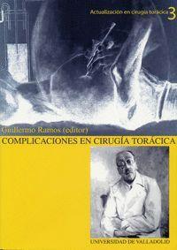 COMPLICACIONES EN CIRUGÍA TORÁCICA