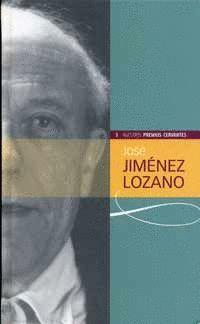 JOSÉ JIMÉNEZ LOZANO (COLECCIÓN NUESTROS PREMIOS CERVANTES)