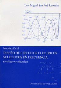 INTRODUCCIÓN AL DISEÑO DE CIRCUITOS ELÉCTRICOS SELECTIVOS EN FRECUENCIA (ANALÓGICOS Y DIGITALES)