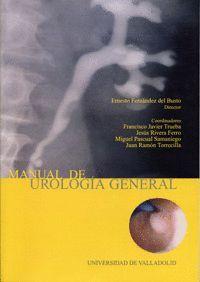 MANUAL DE UROLOGIA GENERAL (2ª EDICIÓN)