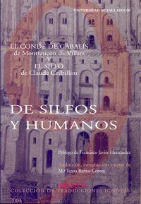 DE SILFOS Y HUMANOS. EL CONDE DE GABALIS DE ABATE MONTFAUCON DE VILLARS Y EL SILFO DE CREBILLON
