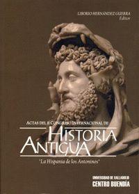 ACTAS DEL II CONGRESO INTERNACIONAL DE HISTORIA ANTIGUA.