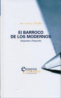 EL BARROCO DE LOS MODERNOS. DESPUNTES Y PESPUNTES