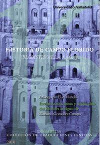 HISTORIA DE CAMPO FLORIDO (BLÓMSTRVALLA SAGA)