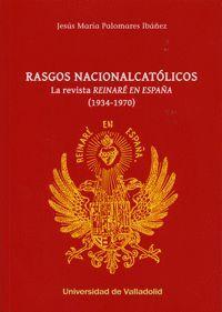 RASGOS NACIONALCATÓLICOS