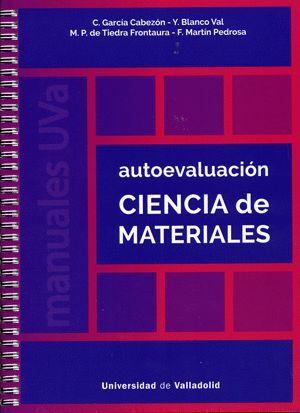 AUTOEVALUACIÓN CIENCIA DE MATERIALES