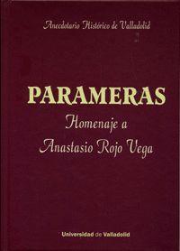 PARAMERAS. ANECDOTARIO HISTÓRICO DE VALLADOLID