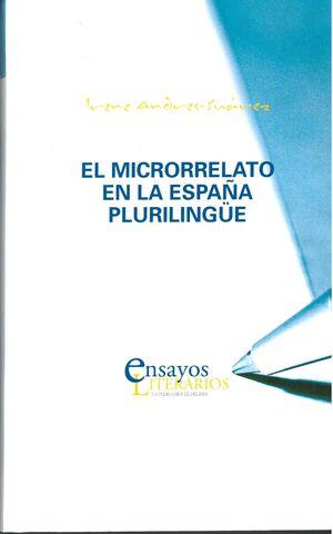EL MICRORRELATO EN LA ESPAÑA PLURILINGÜE