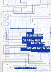 SUMINISTRO DE AGUA FRÍA SANITARIA EN LOS EDIFICIOS