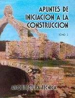 APUNTES DE INICIACIÓN A LA CONSTRUCCIÓN II