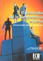 EL DESARROLLO DE LA COMPETENCIA EXPERTA